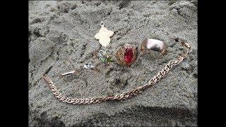кОП на ПЛЯЖЕ  Поиск золота и поиск монет на пляже. Где искать золото на пляже Кладомания
