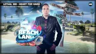Lethal MG - Heart for Hard (Beachland 2013 Radiospecial)
