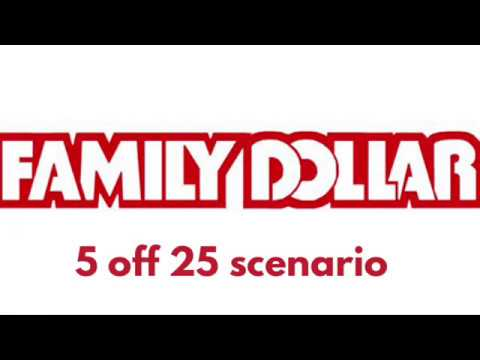 Three Family Dollar Scenarios Stocking Up On Scott,dial And Irish Spring,paper And Personal Items