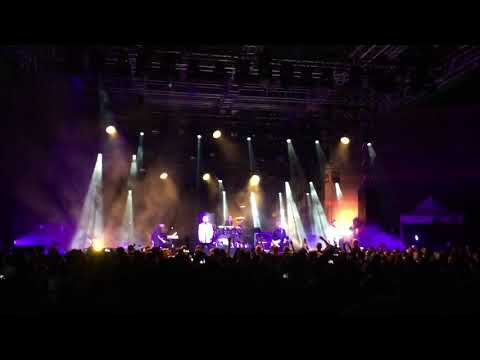 Midnight Oil Brisbane 15/10/17