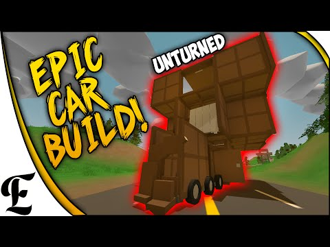 how to make a garage in unturned