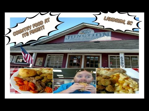 The Junction Restaurant In Landrum, SC | Southern Cooking | Southern Food