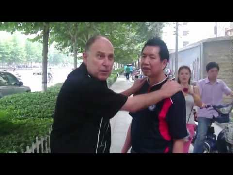 FASTEST HYPNOSIS ON THE STREETS WITH TOM SILVER SHOCKING A PERSON INTO TRANCE