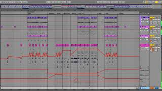 Ableton Live Project Template - Mainstage Part2 (Trance Husman W&W NWYR Style )
