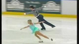 Berezhnaya & Sikharulidze (RUS) - 2001 Cup of Russia, Pairs