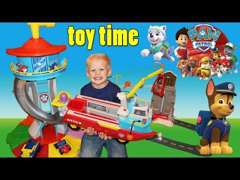Paw Patrol Puppy Rescue Playtime
