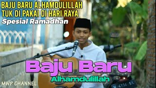 baju baru alhamdulillah - Dea ananda cover Gitar By Wahyu    Spesial Ramadhan