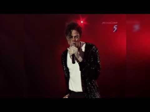 Michael Jackson - Billie Jean - Live Copenhagen 1997 - HD