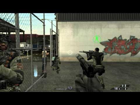 Tom Clancy's Rainbow Six Vegas 2 - Speedrun Coop Single-segment (1h08m10s) (Player 2)