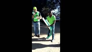 WastePreneurs solidarity walk commences - Rosebank Killarney Gazette
