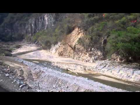Bus Trip to Acapulco Part 1: Iguala to Chilpancingo Travel Video
