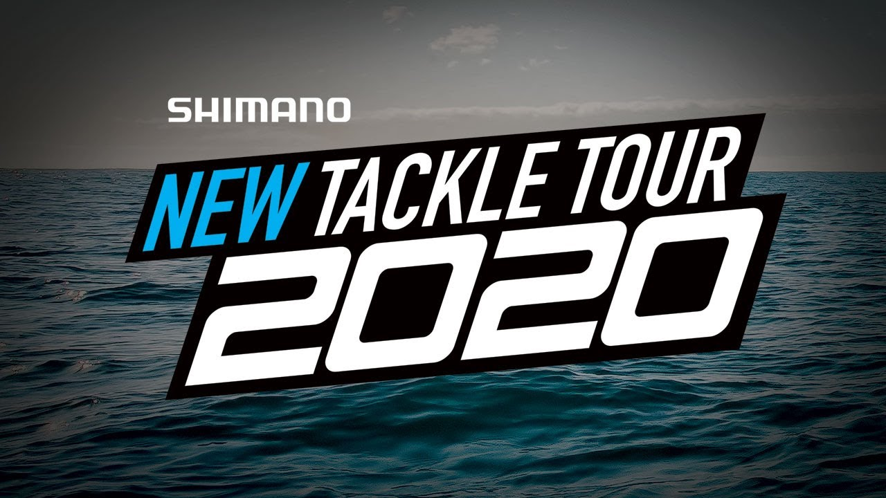 Shimano 2020 Tackle Tour - New Product Release