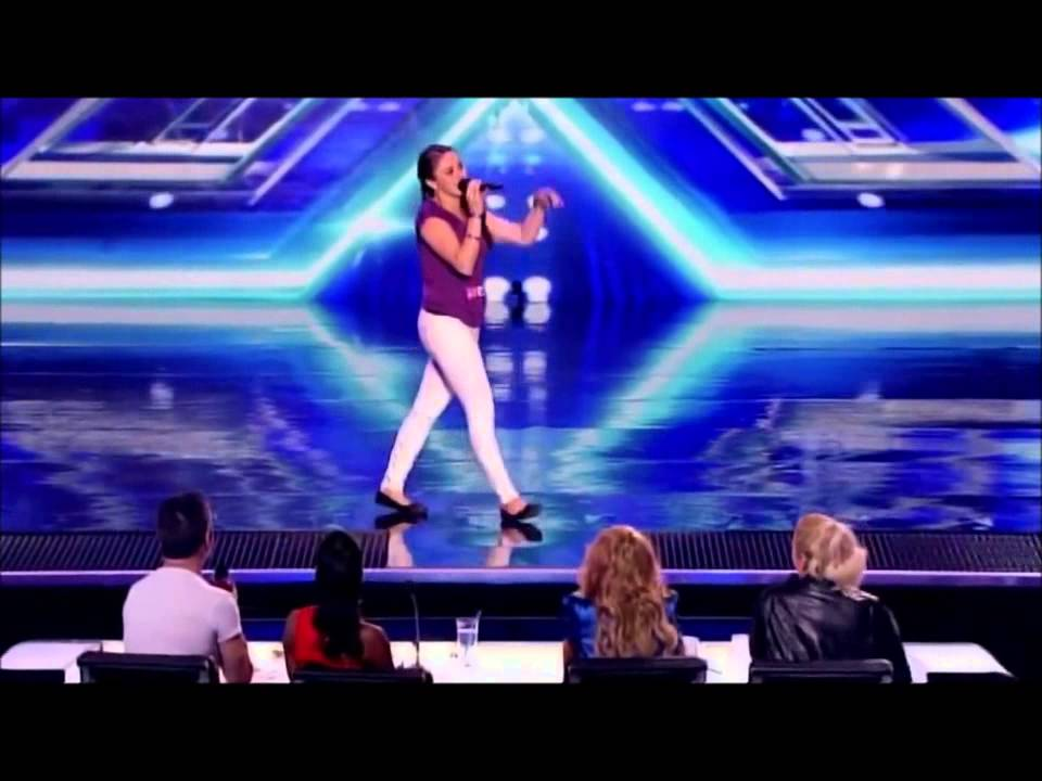 Simone Torres Mustang Sally The X Factor 2013 Youtube