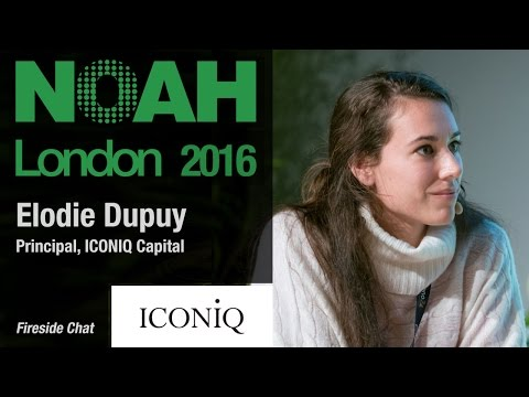 ICONIQ Capital & NOAH Advisors - Fireside Chat - NOAH16 London