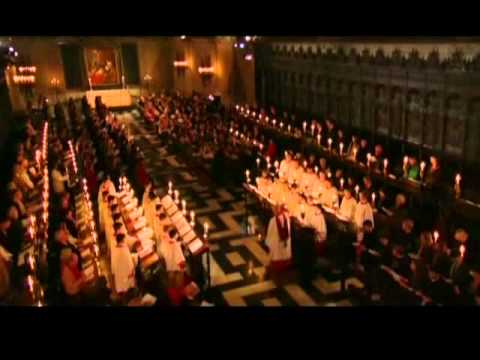 HARK THE HERALD ANGELS SING. descant David Willcocks
