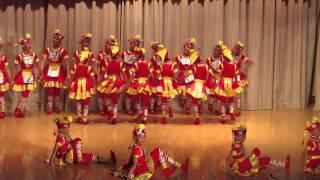 保良局世德小學舞蹈表演2015