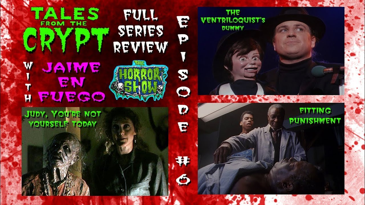 Tales From The Crypt 1990 Full Series Review