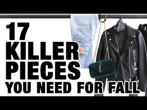 HOW TO BUILD A CAPSULE WARDROBE FOR FALL    COLLAB WITH MELSOLDERA!!!