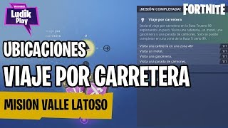 MISSION LOCATIONS: ROAD TRIP ? FORTNITE SAVE THE WORLD SPANISH GUIDE