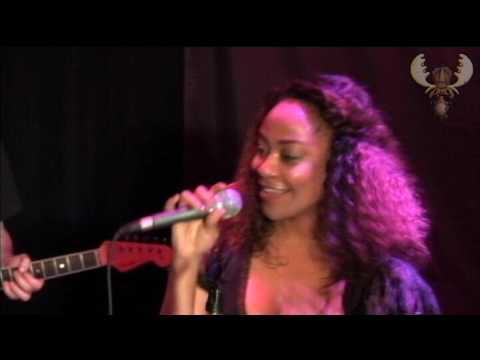 Tasha Taylor - Knock on Wood - live for Bluesmoose radio