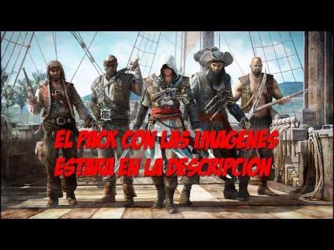 Pack De Wallpapers HD Assassin's Creed 4 Black Flag