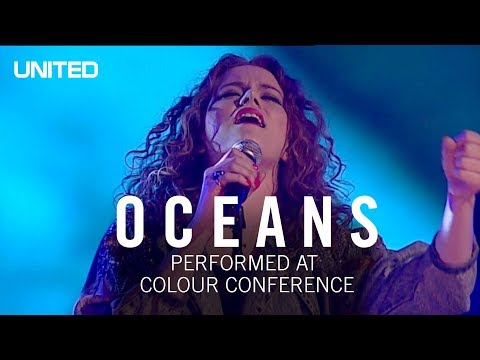 Oceans (Where Feet may fail) Live CYW13 - Hillsong UNITED