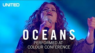 Oceans (Where Feet may fail) Live CYW13 - Hillsong UNITED(A Live version of Oceans (where feet may fail) at Colour Conference Sydney 2013. Buy Zion: http://smarturl.it/ituneszion., 2013-06-01T03:07:10.000Z)