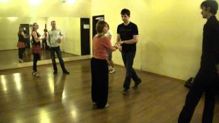 Танец бачата видео, в паре. Bachata dancing video.
