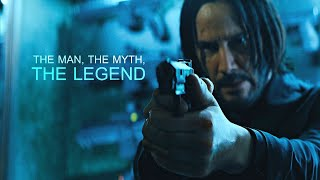 John Wick || The man, the myth, the legend