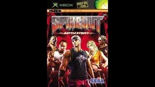Spikeout Battle Street (Sega 2005) - Microsoft Xbox
