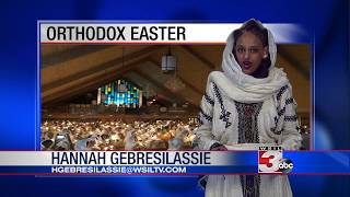 Ethiopian Orthodox Easter (Fasika) Celebration 2018
