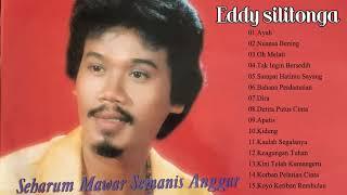 Lagu Terbaik || Eddy Silitonga - All Album || Lagu Tembang Kenangan Terbaik Sepa