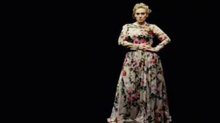 Adele Teases A Funky New Music Video For 'Send My Love'