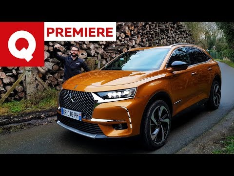 DS 7 Crossback: prime impressioni al volante della SUV di lusso francese | Quattroruote