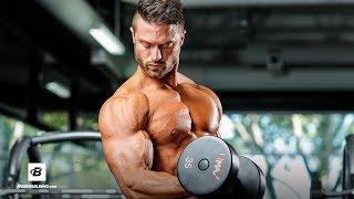 High Volume Back & Biceps Workout | Mike Hildebrandt