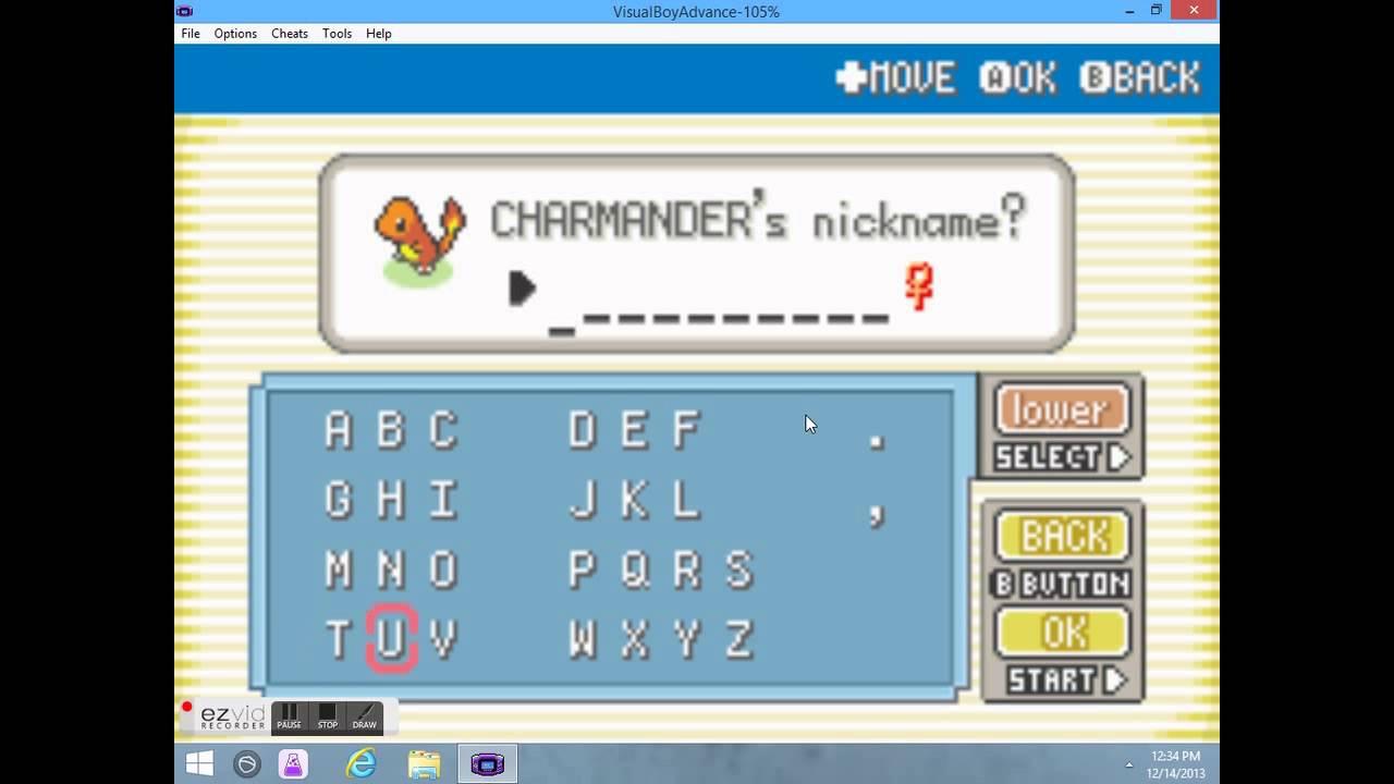 Pokemon dark rising cheats list