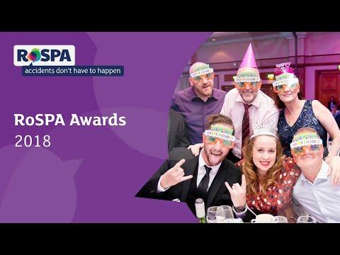 RoSPA Awards 2018