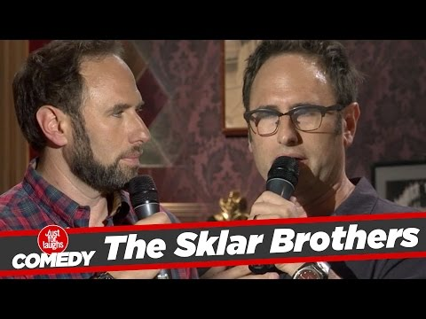 The Sklar Brothers Stand Up  2012