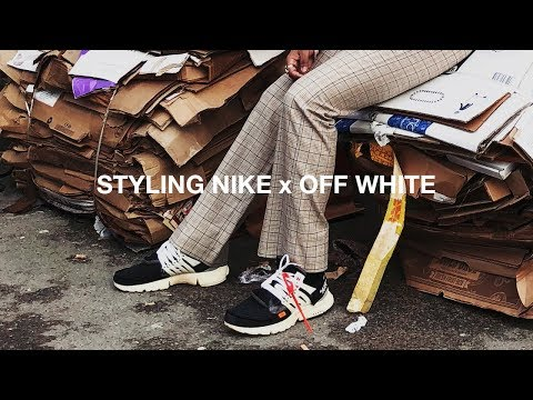 3 Ways To Style Nike x Off White Sneakers