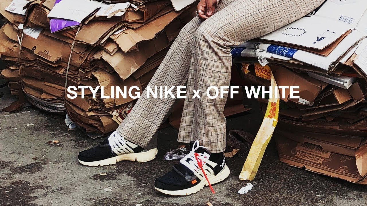 8a378f01bfe 3 Ways To Style Nike x Off White Sneakers