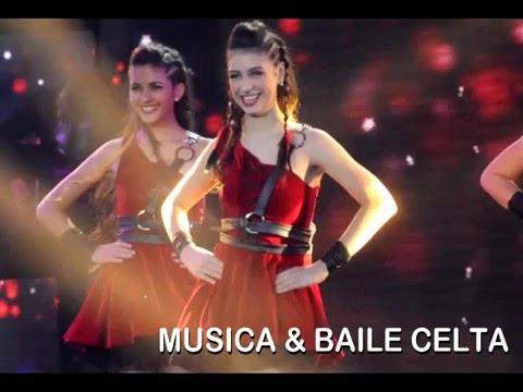 BAILE Y MUSICA CELTA