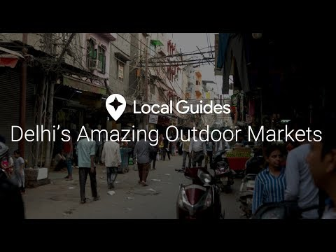 Delhi's Amazing Outdoor Markets - Shop Like a Local Ep. 5