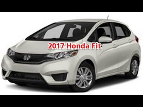 2017 Honda Fit Review