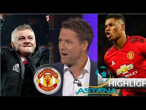 Manchester United vs Astana 1-0 Post Match Analysis; Michael Owen REACTION UEFA Europa League