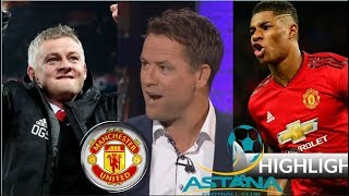 Manchester United vs Astana 1-0 Post Match Analysis; Michael Owen REACTION UEFA Europa League
