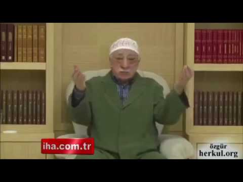 Fethullah Gülen yine beddua etti  fetoş götoş, 2. beddua seansı