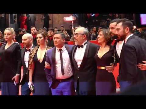 Berlin Film Festival - Interview with Blanca Suàrez