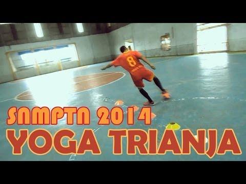 Portofolio SNMPTN 2014 Olahraga Yoga Trianja // MssToci