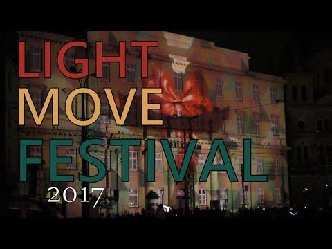 Light Move Festival - Lodz Poland 2017