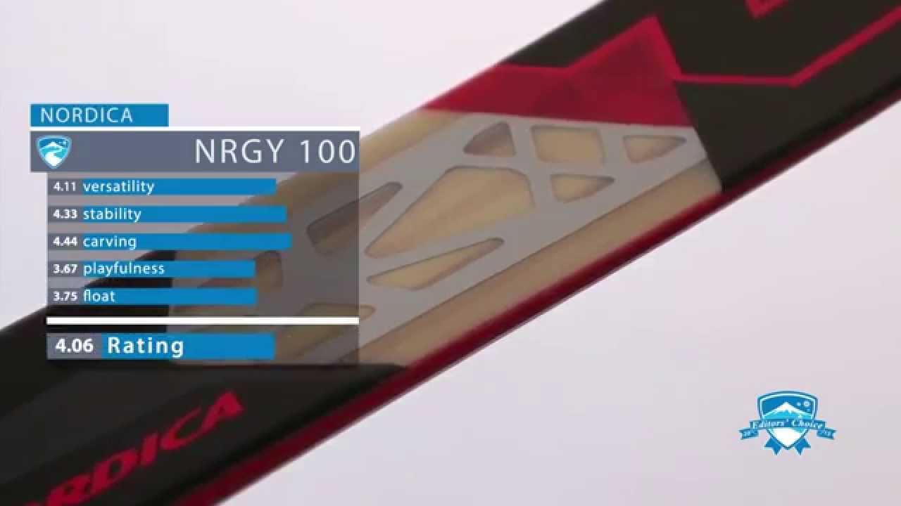 2015 Nordica NRGY 100